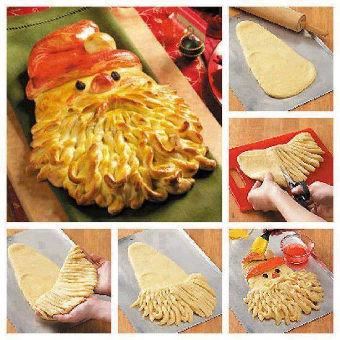 Dolci Di Natale Con Pasta Sfoglia.Come Fare Babbo Natale Di Pasta Sfoglia Spettegolando