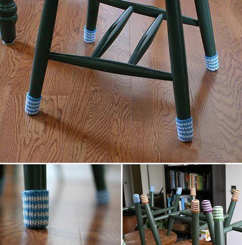 Come fare tacchetti per sedie - Spettegolando