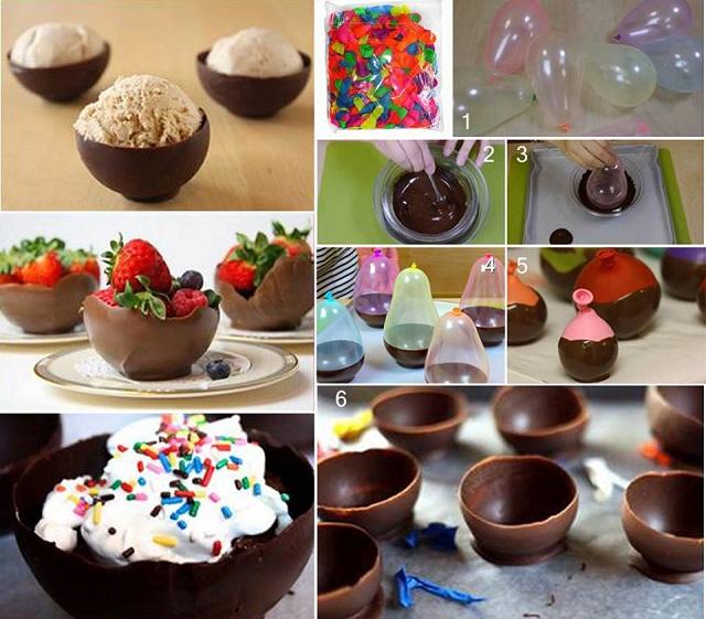 Десерты своими руками рецепты с фото