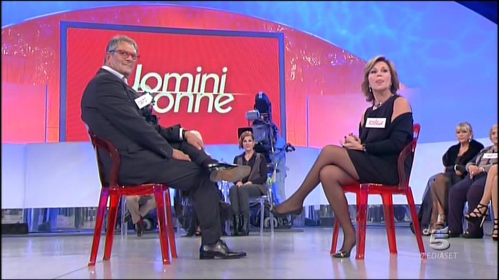 Uomini e Donne anticipazioni, Ludovica Valli e Fabio Ferrara confronto sterile