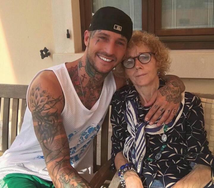 Uomini e Donne, Manuel Vallicella: dedica d'amore alla Mamma