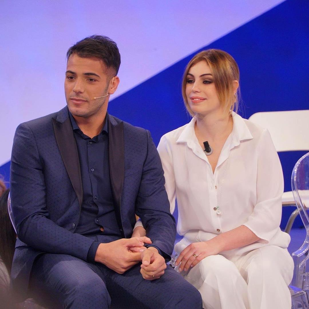 Uomini e donne registrazione shock Aldo Palmeri non ama più Alessia