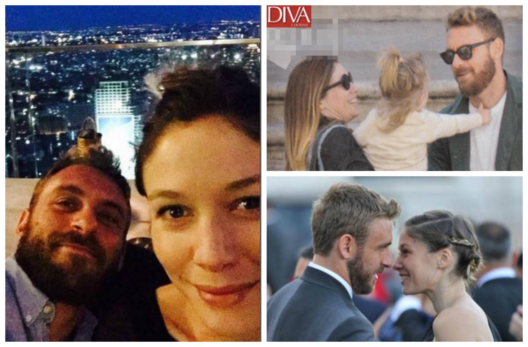 Sarah Felberbaum e Daniele De Rossi sono diventati genitori del piccolo Noah!