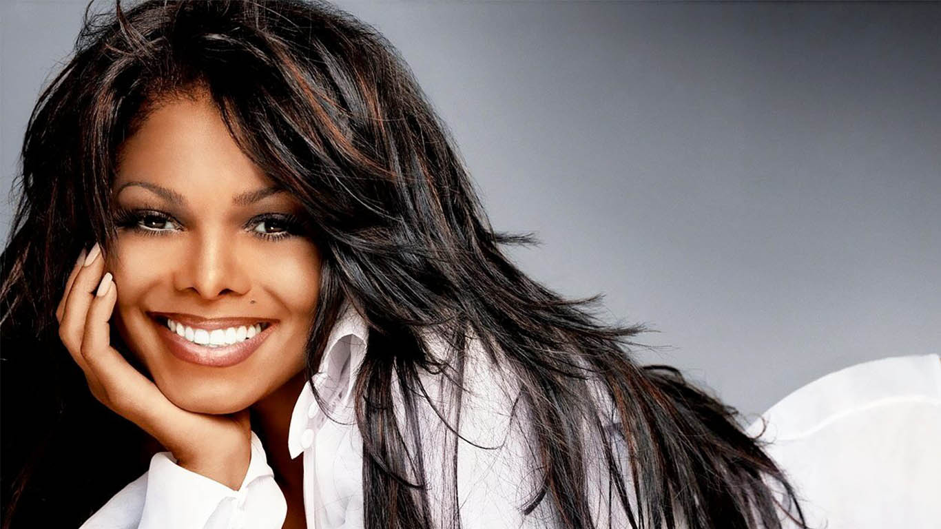 Janet Jackson incinta a 50 anni
