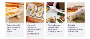 Sushi Maker: che cos'è, a cosa serve, opinioni e dove comprarlo