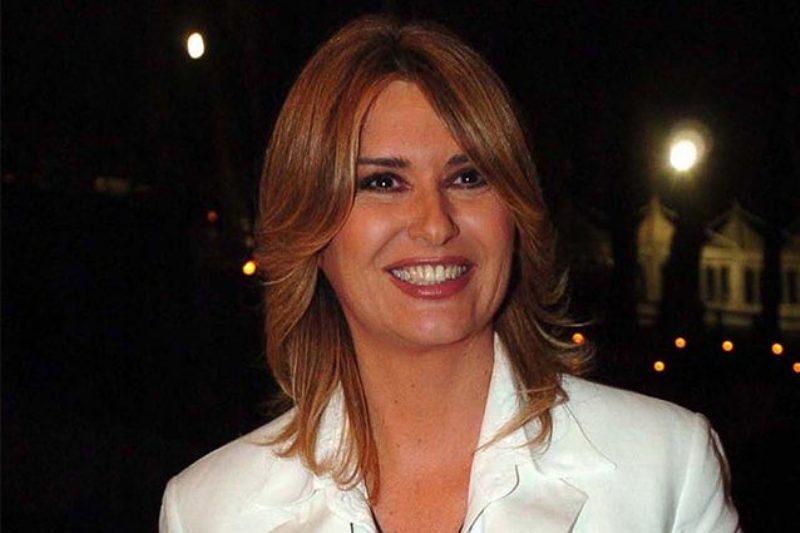 Daniela Rosati, conduttrice ed ex di Galliani: