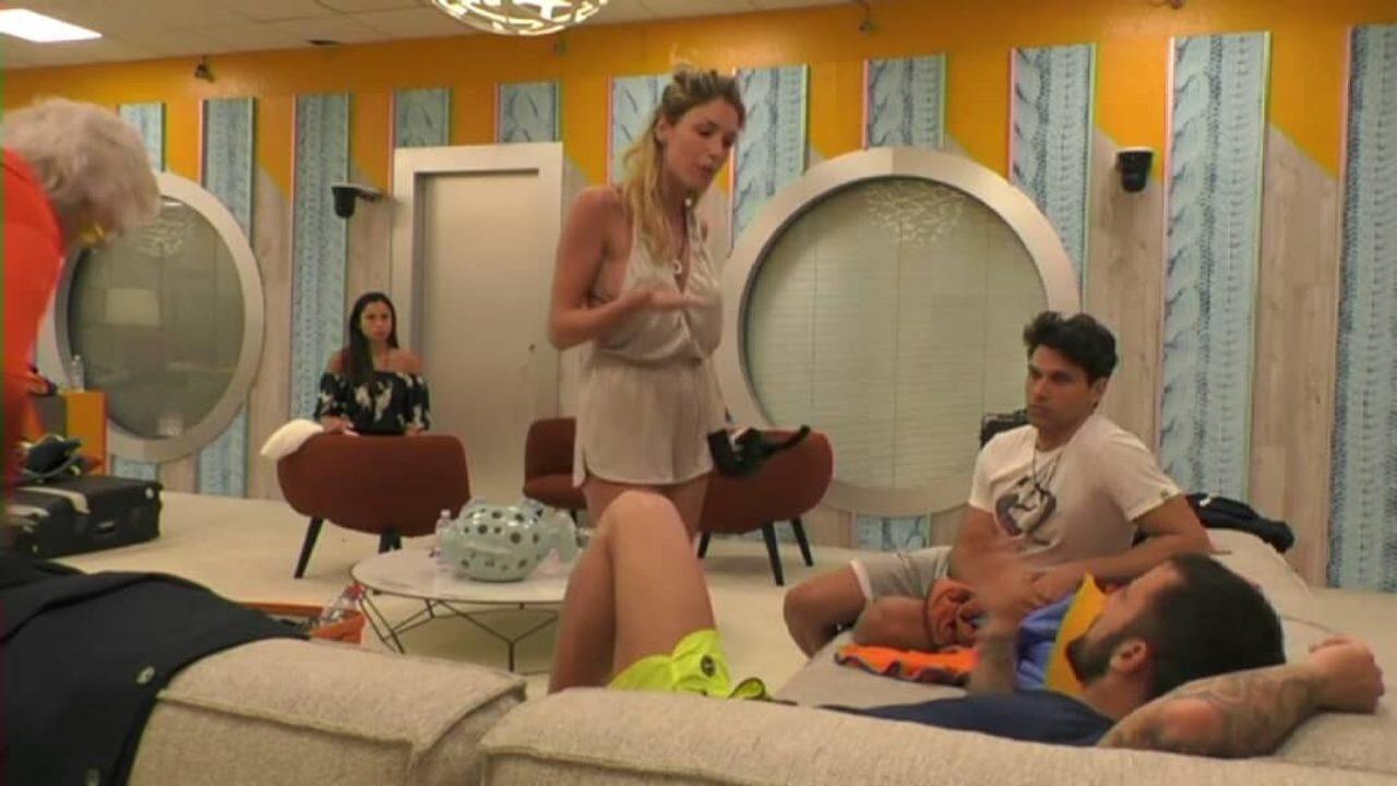 Mariana Falace del Grande Fratello 15 contro Danilo: