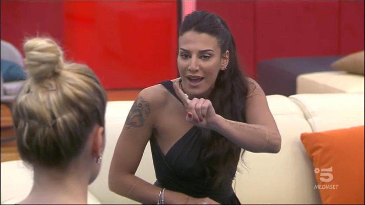 Patrizia Bonetti contro Mariana Falace al Grande Fratello 15: