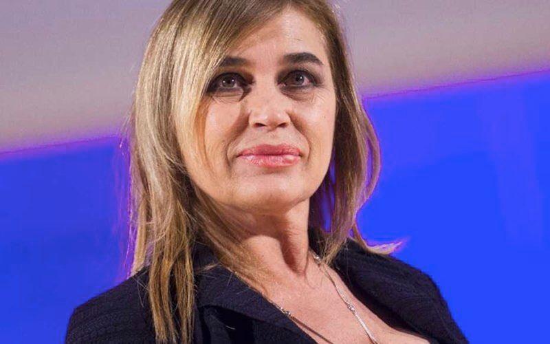 GF Vip: Silvia Provvedi rifiuta di parlare di Fabrizio Corona