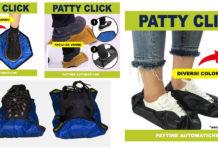 Patty Click Pattine Automatiche: funzionano davvero? Recensioni, Opinioni e dove acquistarlo
