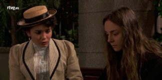 Anticipazioni Una Vita: Ursula Dicenta rivela a Blanca che ha una sorella gemella