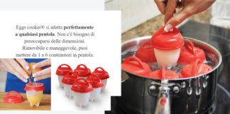 Eggs Cooker®: CuociUova Antiaderente in Silicone, funziona davvero? Recensioni, Opinioni e dove comprarlo