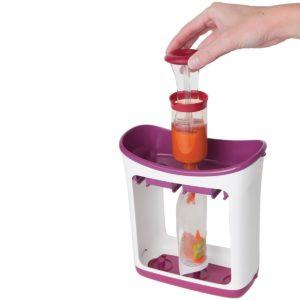 Squeeze Station Prima Infanzia Infantino: per conservazione e trasporto di frullati e mousse, funziona davvero? Recensioni, Opinioni e dove comprarlo