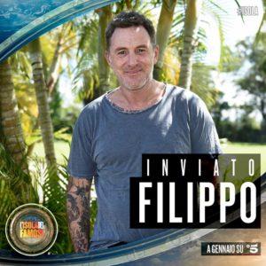 Filippo Nardi è l'inviato dell'Isola dei Famosi 2019: arriva l'ufficialità