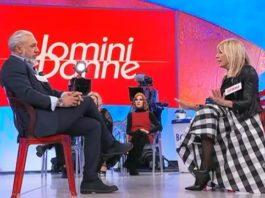 """Gemma Galgani scarica Rocco Fredella a Uomini e Donne: """"mi usi, mi sfrutti, ho paura di te"""""""