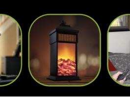 CaminHot: termoventilatore con effetto fiamma led, riscalda davvero l'ambiente? Recensioni, Opinioni e dove comprarlo