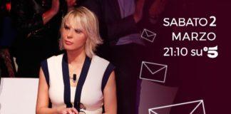 Elisa e Rino Gattuso ospiti a C'è posta per te Sabato 2 Marzo 2019