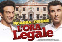 L'Ora Legale di Ficarra e Picone: in onda Mercoledì 13 Febbraio 2019 su Canale 5, trama e orario
