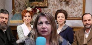 Aurora Guerra autrice di Il Segreto e Una Vita abbandona entrambe letelenovelas