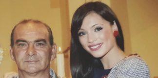 """Lorella Boccia piange la morte del padre: """"sono distrutta e arrabbiata"""""""