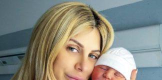 """Paola Caruso lancia appello al padre del figlio Michele: """"Ti aspettiamo, se vuoi fare il padre, lui c'è"""""""