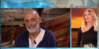 """Paolo Brosio ha adottato una bambina a distanza: """"sono all'Isola dei Famosi per raccogliere soldi"""""""