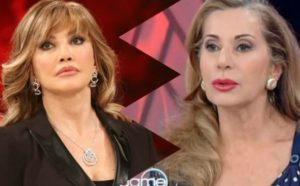 Rosanna Cancellieri delusa da Milly Carlucci: