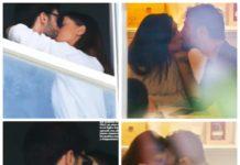 Belen e Stefano sembrano aver ritrovato l'amore: baci appassionati a Napoli