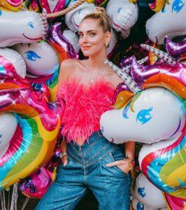 Chiara Ferragni festeggia 32 anni con una mega festa: affitta il parco giochi Gardaland