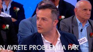 Riccardo Guarnieri interrompe conoscenza con Stefania del Trono Over: