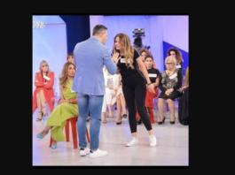 """Roberta Di Padua del Trono Over di Uomini e Donne contro Riccardo Guarnieri: """"mi hai usata"""""""