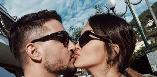 """Rosa Perrotta e Pietro Tartaglione festeggiano 2 anni d'amore: """"con te qualcosa di vero, serio"""""""