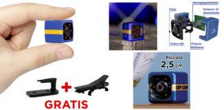 CopCam: micro telecamera di sicurezza Spy Cam, funziona davvero? Recensioni, opinioni e dove comprarla