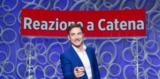 """Marco Liorni felice di essere al timone di """"Reazione a Catena"""": """"mi da spazio per sorridere"""""""