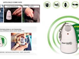 PestAway Pocket Mini: AntiZanzare portatile ad Ultrasuoni, funziona davvero? Recensioni, Opinioni e dove comprarlo
