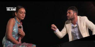 Jessica Battistello lascia Andrea Filomena a Temptation Island: esce dal programma con Alessandro Zarino