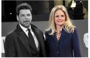 Salvo Sottile e la moglie Sarah Varetto verso la separazione:
