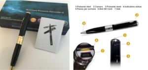 i-Pen©: Penna Spia Registratore Vocale Video HD e Scatto Foto, funziona davvero? Recensioni, opinioni e dove comprarlo
