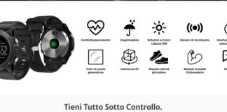 Powerwatch V3: SmartWatch tattico Militare con fotocamera integrata, funziona davvero? Recensioni, opinioni e dove comprarlo