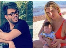 """Paola Caruso contro il padre di suo figlio Michele: """"non mi dà un euro, non mi ha mai dato nulla"""""""