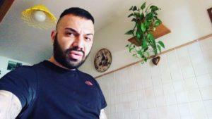 Damiano Coccia (Er Faina) biografia: età, altezza, peso, figli, moglie, tatuaggi e vita privata