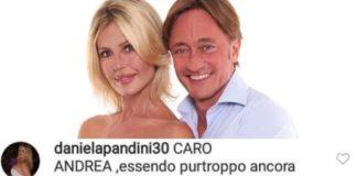 """Andrea Ippoliti di Temptation Island Vip, asfaltato dall'ex moglie: """"tradiva anche me, scoperto dai figli"""""""