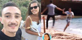 Ciro Petrone espulso da Temptation Island Vip 2 insieme alla fidanzata Federica