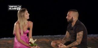 Damiano Er Faina e Sharon Macrì lasciano insieme la trasmissione Temptation Island Vip 2