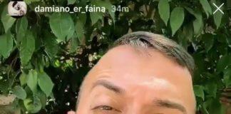 """Damiano Er Faina esprime sua opinione su Temptation Island Vip: """"ho sempre ammirato il programma, anche se"""""""