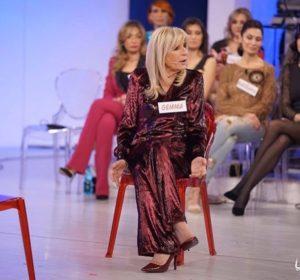 Gemma Galgani ritorna a Uomini e Donne trono over: lite con Tina Cipollari e Barbara De Santi