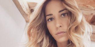 Elena Santarelli ricorda il difficile periodo della malattia di suo figlio Giacomo