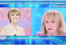 """Margherita, mamma di Nadia Toffa, ricorda la figlia con orgoglio: """"ha sorriso fino alla fine"""""""