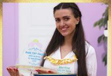 Martina Russo vince la Settima edizione di Bake Off Italia Dolci in forno