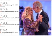 Tina Cipollari corteggia Juan Luis Ciano su Instagram: tanti like sul profilo del cavaliere